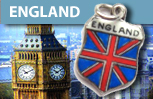 England & UK Charms